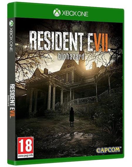 Resident Evil 7 Xbox One Mídia Física Legenda Português