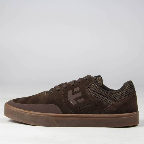 Tênis Etnies Marana Dark Brown/gum