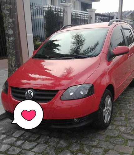 Volkswagen Spacefox 2010 1.6 Sportline Total Flex 5p
