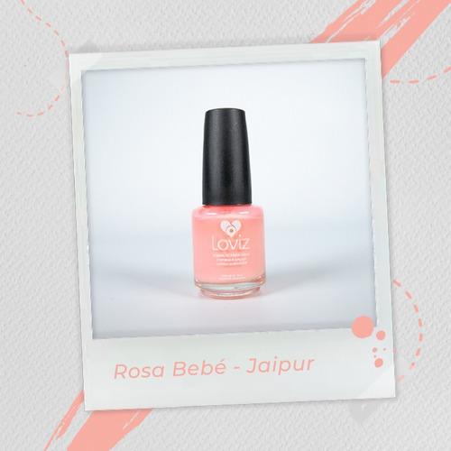 Rosa Bebé - Jaipur | Esmalte De Larga Duración De 15ml