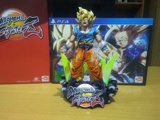Figura Goku (original) De Dragon Ball Fighterz (original)