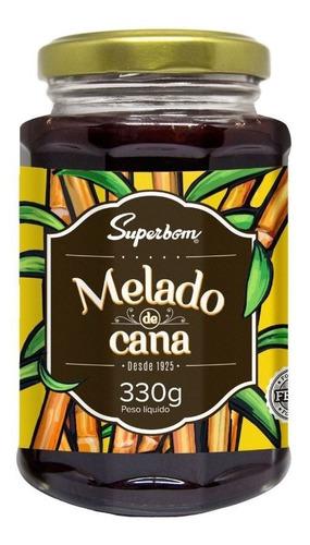 Imagem 1 de 10 de Melado Cana 330g - Superbom.