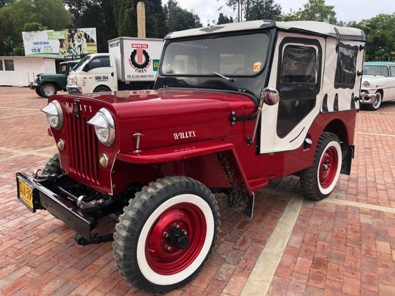 Willys Cj6 1954