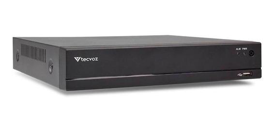 Gravador Digital Tecvoz Dvr Serie 1080n Serie 4 Canais Hdmi