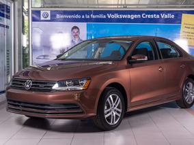 Volkswagen Jetta Trenline Mt 2017 Cresta Del Valle