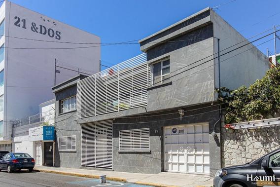 Casa En Venta En Av. 21 Ote, Centro De Puebla