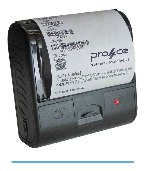 Impressora Leopardo A7 Portátil Térmica Bluetooth P/ Celular