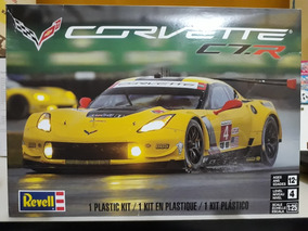 Kit Revel Carro 1/24 Corvete