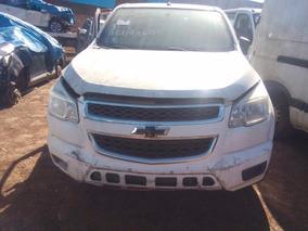 Chevrolet S10 2.8 Cd 4x2 Ltz Tdci 180cv Dada De Baja Chocada