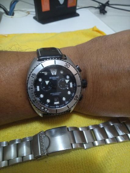 Relógio Zodiac Modelo Zo 8203