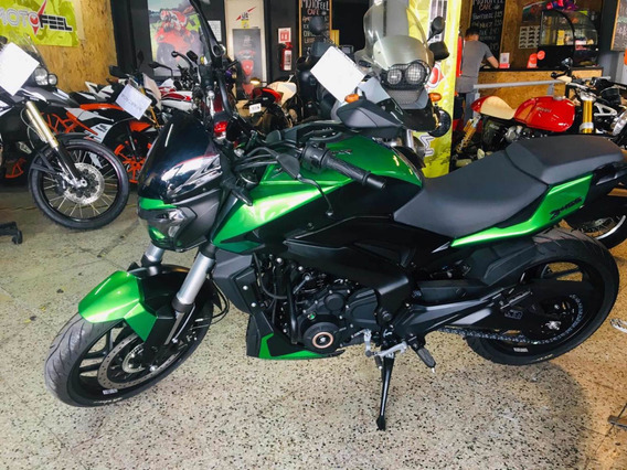Motofeel - Bajaj Dominar 400 2020 (financiamiento)
