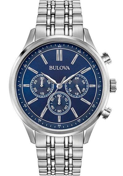 Relógio Bulova Masculino Classic 96a210