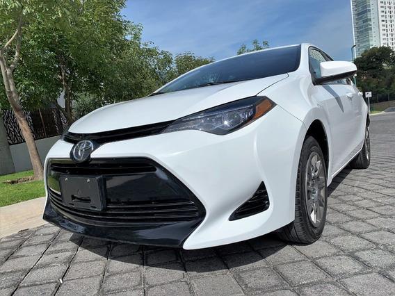 Toyota Corolla Base Automático 2018