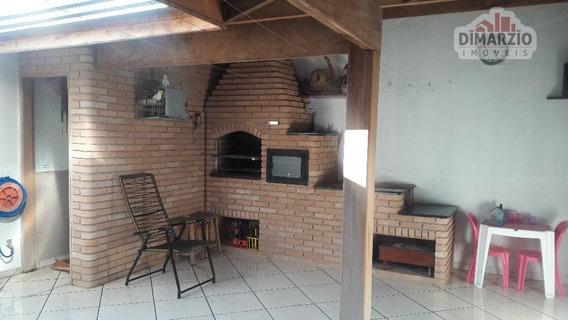 Casa Residencial À Venda, Jardim Mirandola, Americana. - Ca1056