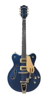 Gretsch Guitarra G5422tg Limited Electromatic Bigsby Zafiro