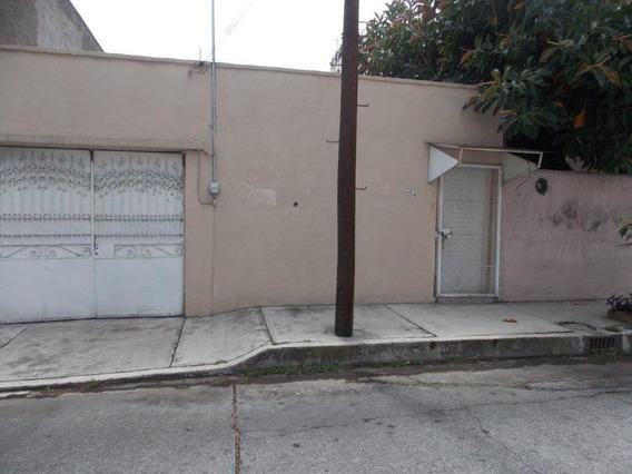 Casa Habilitada Como Oficina En Venta Colonia Moderna, Benito Juárez