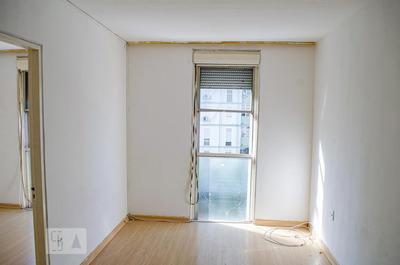 Apartamento Para Aluguel - Humaitá, 1 Quarto, 52 - 893067781