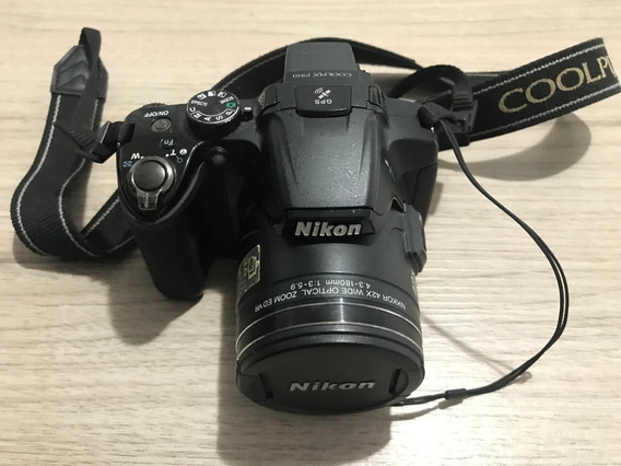 Câmera Nikon Coolpix 510 - Ótimo Estado!