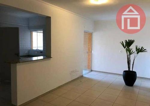 Apartamento Com 2 Dormitórios À Venda, 81 M² Por R$ 380.000,00 - Jardim Do Lago - Bragança Paulista/sp - Ap0846