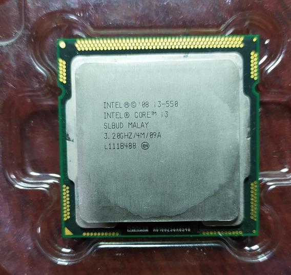 Intel Core I3-550 3.2 Mgz Lga1156