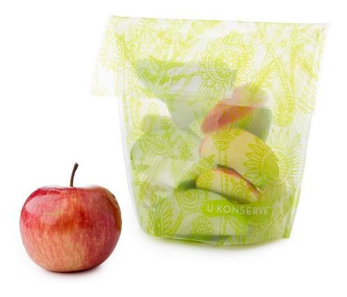 Bolsa Ecologica Alimentos Reutilizable Ecoshop
