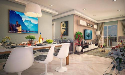 Imagem 1 de 30 de Apartamento Duplex Com 4 Dormitórios Sendo 2 Suítes,  À Venda, 188 M² Por R$ 1.592.820 - Vila Guilhermina - Praia Grande/sp - Ad0008