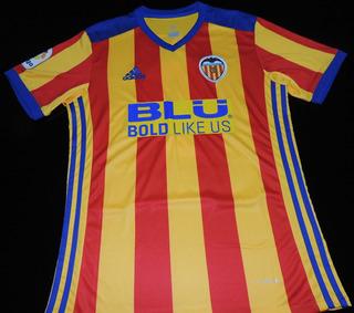 Camisa Valencia Away 2017 #9 Zaza