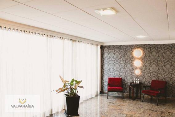 Apartamento Com 3 Dormitórios Para Alugar, 118 M² Por R$ 1.300/mês - Vila Adyana - São José Dos Campos/sp - Ap0491