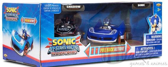 2 Sonic Shadow Sega All-stars Racing :) Nkok Original