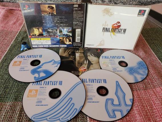 Ps1 One Final Fantasy 8 Original