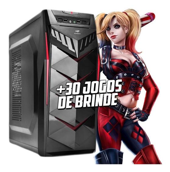 Cpu Gamer Otimo Desempenho Novo Promoçâo C/ Desconto 6%