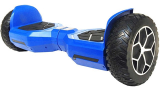 Hoverboard Patineta Electrica Bocina Bluetooth Luces M408-b