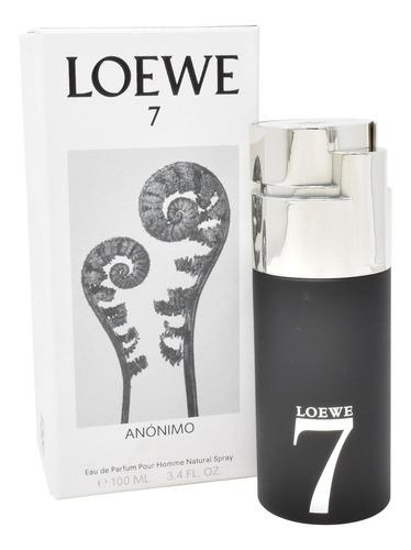 Imagen 1 de 1 de 7 Loewe Anonimo 100ml Edp Spray