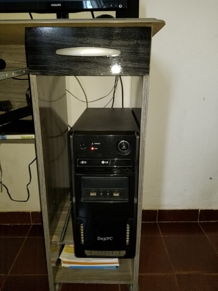 Computador Celeron, 4gb Ram, Hd 500gb, Monitor 19 Pol..