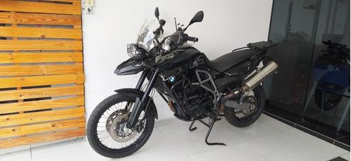 Imagem 1 de 7 de Bmw F800 Gs Triple Black 2012 Tebi Motos
