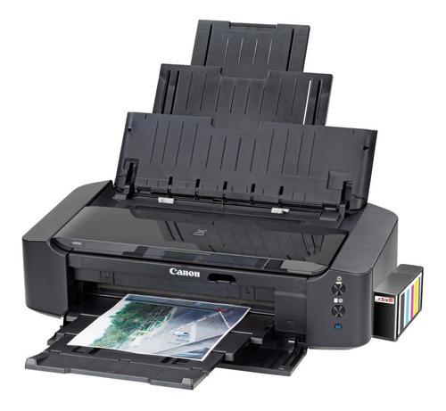 Impresora A3 Canon Ix6810 + Sistema Continuo Profesional