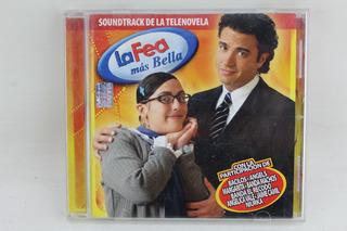 Cd 123 La Fea Mas Bella -- Soundtrack De La Telenovela