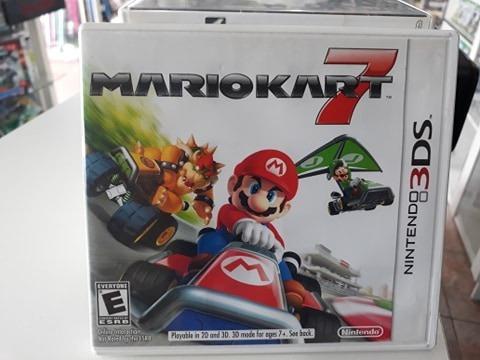 Mario Kart 7 Para Nintendo 3ds 2ds