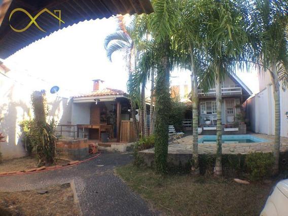 Casa Residencial À Venda, Jardim Paulistano, Americana. - Ca1398
