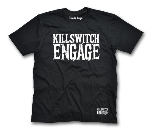 Camiseta Killswitch Engage - Rock - Metal