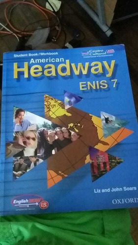 American Headway Enis 7 Student Book / Workbook. Con Cd