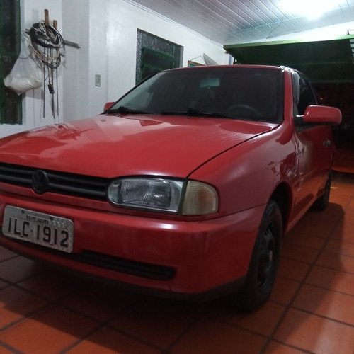 Imagem 1 de 8 de Volkswagen Gol 2003 1.0 Special 2p Gasolina