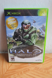 Halo El Combate Ha Evolucionado Xbox Clásico