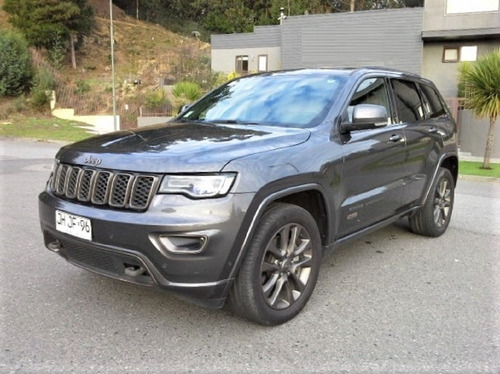 Jeep Grand Cherokee 3.6 Limited Version 1941 4wd 2017 Aut.