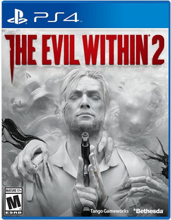 Juego The Evil Within 2 Ps4 Fisico + Envio Gratis