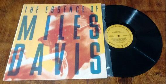 Miles Davis The Essence Of Disco Vinilo Lp Brasil