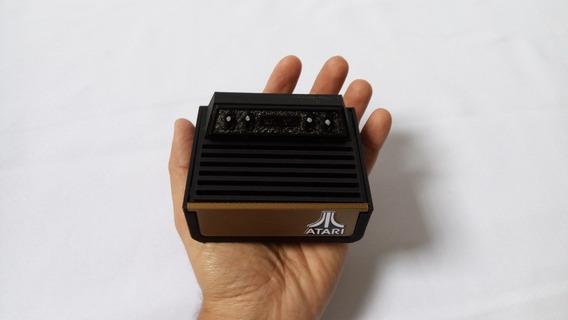 Mini Atari Retrô Com Mais De 8.000 Jogos 2 Controles Sem Fio