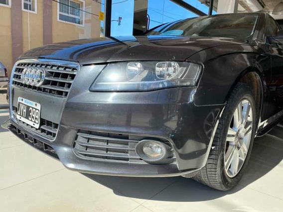 Audi A4 1.8 Tfsi Sport Cuero 2011