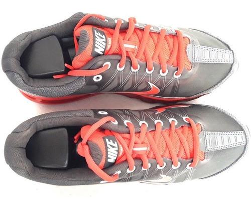 mil millones adolescente Dependencia  Tenis Nike Air Max 2009 Suela 360 Running Gray Red Silver | Mercado Libre