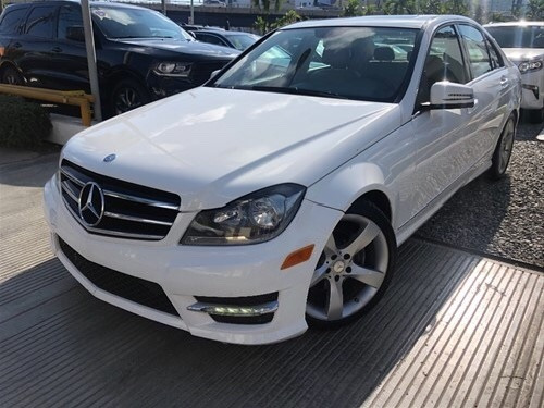 Mercedes Benz C250 2014 Full Clean